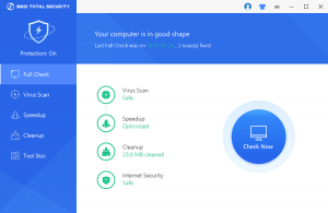360 Total Security 10.8.0.1296 Keygen