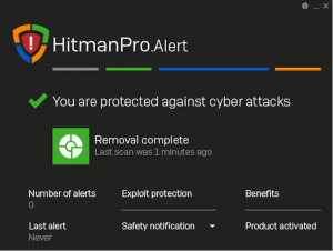 Hitman Pro 3.8.20 Build 314 Crack