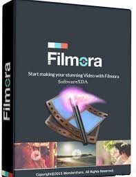 Wondershare Filmora 10.0.10.20 Crack