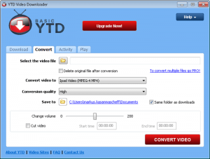 YTD Video Downloader Pro 6.11.7 Keygen