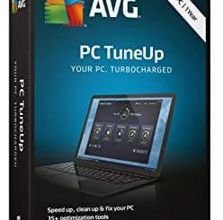 AVG PC TuneUp 2021 Crack