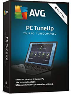 AVG PC TuneUp 2021 Crack + Serial key Free Download