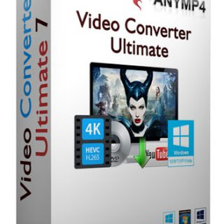 AnyMP4 Video Converter Ultimate 8.1.18 Crack