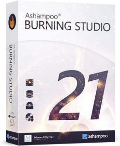 Ashampoo Burning Studio 21.6.1.63 Crack + Serial Key