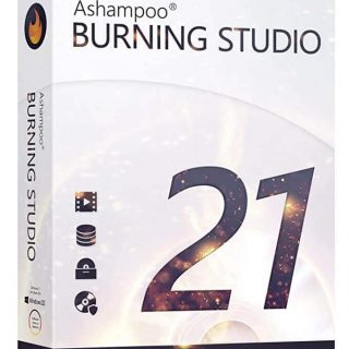 Ashampoo Burning Studio 21.6.1.63 Crack + Serial Key