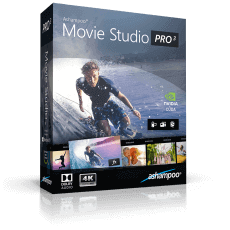Ashampoo Movie Studio Pro 3.0.3 Crack