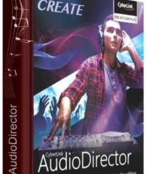 CyberLink AudioDirector Ultra 10.0.2315.0 Crack + Serial Key Free Download