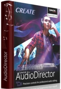 CyberLink AudioDirector Ultra 11.0.2304.0 Crack
