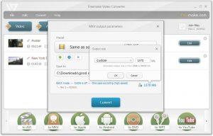 Freemake Video Converter 4.1.11.109 Crack