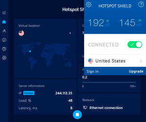 Hotspot Shield VPN 10.12.2 Keygen