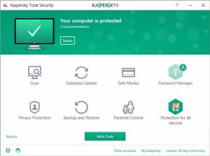 Kaspersky Total Security 2021 Registration Code