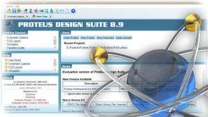 Proteus 8.11 SP1 Keygen