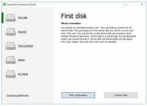 Secret Disk Pro 2021.02 Keygen