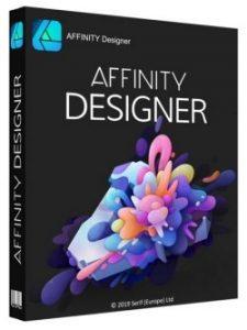 Serif Affinity Designer 1.8.4.650 Crack + Serial Key Free Download
