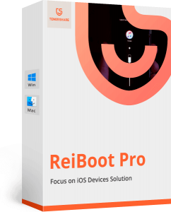 Tenorshare ReiBoot Pro 7.3.13.3 Crack + Activation Key Free Download