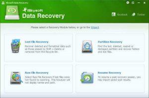 iSkysoft Data Recovery 5.3.1 Serial Key