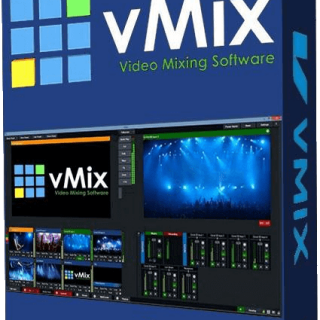 vMix 23.0.0.70 Crack + Registration Key Free Download