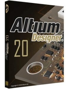 Altium Designer 20.2.3 Crack + License Key Free Download