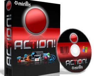 Mirillis Action 4.15.1 Crack