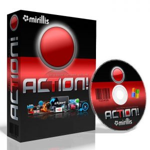 Mirillis Action 4.11.1 Crack + Serial Key Free Download