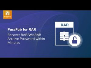PassFab For RAR 9.4.4.2 Serial Key