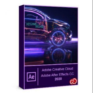 Adobe After Effects CC 2020 V17.1.1.34 Crack