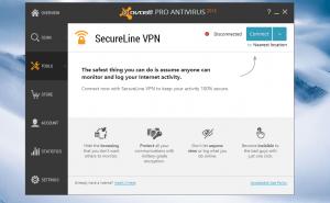 Avast SecureLine VPN 2020