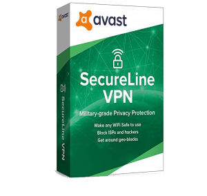 Avast SecureLine VPN 2021 Crack