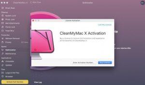 CleanMyMac X 4.7.3 Keygen
