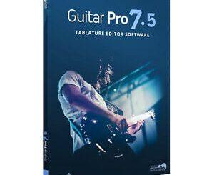 Guitar Pro 7.5.5 Crack