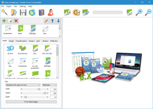 Insofta Cover Commander 6.8.0 Serial Key