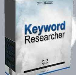 Keyword Researcher Pro 13.156 Crack