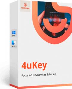 Tenorshare 4uKey 2.3.0.12 Crack