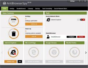 AntiBrowserSpy Pro Keygen