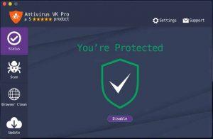 Antivirus VK Pro Keygen