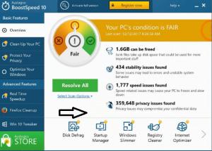 Auslogics BoostSpeed Premium Keygen