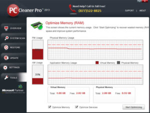 PC Cleaner Pro Serial Key
